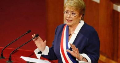 President Maduro invited Michelle Bachelet to visit Venezuela