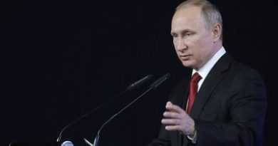 Russia condemns new sanctions imposed by the US