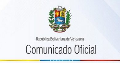 Venezuela expresses concern over repressive acts against the French people (+ Communiqué)