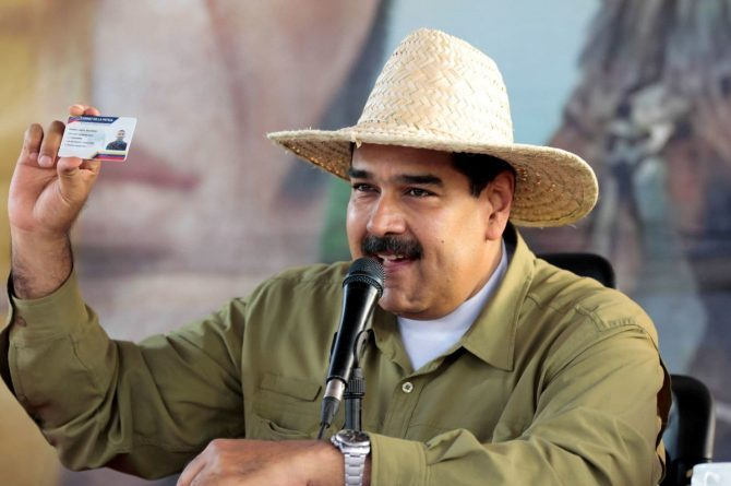 Venezuela is not a sponsor of terrorism