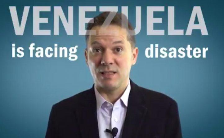 """Venezuela is facing disaster"""