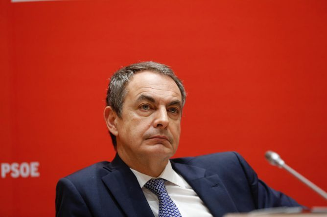 Zapatero: obsession with Venezuela is because enormous economical and political interest