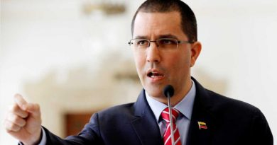 Minister for Foreign Affairs Arreaza condemns the new aggression of Colombia against Venezuela