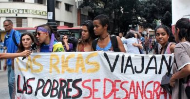The Latin American Feminist Brigade celebrates three years fighting machismo from art
