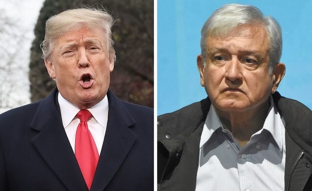 Trump's fateful Mexico choice: Work with the new president or run hunker down and watch the border crisis grow