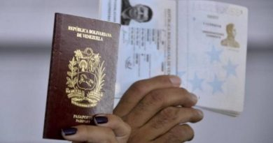 Saime studies extending the validity of regular passport to 10 years and extension of validity to five years