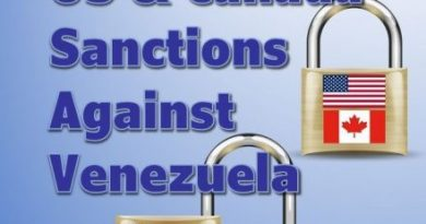 Join the Campaign to End US and Canada Sanctions on a Delegation to Venezuela March 2019