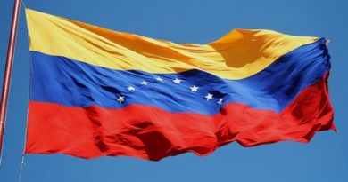 * Venezuela rejects statements by the US Secretary of Defense and State James Mattis and Mike Pompeo
