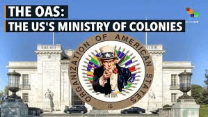 * OAS: US moving strings against Venezuela