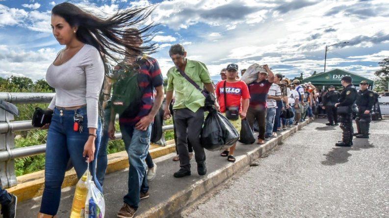 *Plan Vuelta a la Patria: Colombian authorities prevented border crossing of bus with repatriated Venezuelans