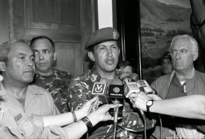 Chavez and the Twilight of Capitalism: A Conversation with Eduardo Rothe