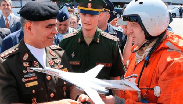 Venezuela, Russia Begin Defense Training Exercises