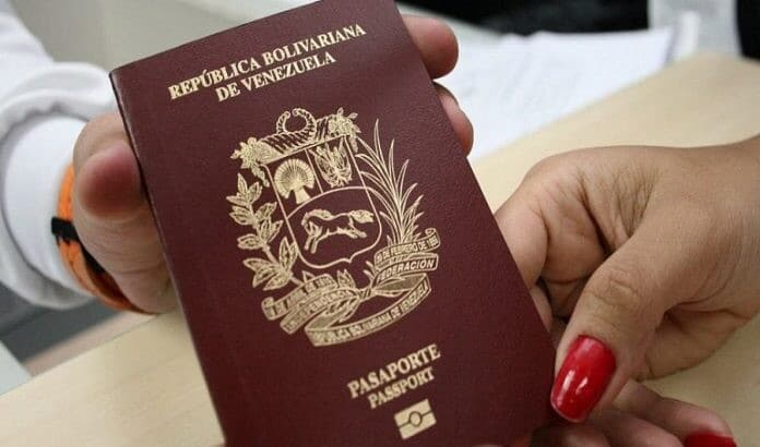 * Cost of issuing passports will be two Petros