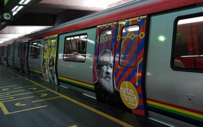 * Community councils will be incorporated into the security of the Caracas Metro
