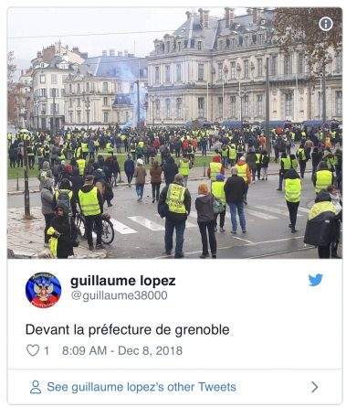 Color of outrage: Yellow Vests rallies sweep across France and abroad (PHOTO,VIDEO)