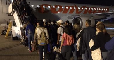 * 85 Venezuelans return from Argentina on Monday with the Plan Vuelta a la Patria