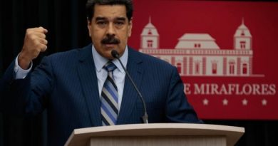 Maduro Denounces: More than 700 Paramilitaries Train in Colombia to Carry out Coup d'Etat  (+ Audio)