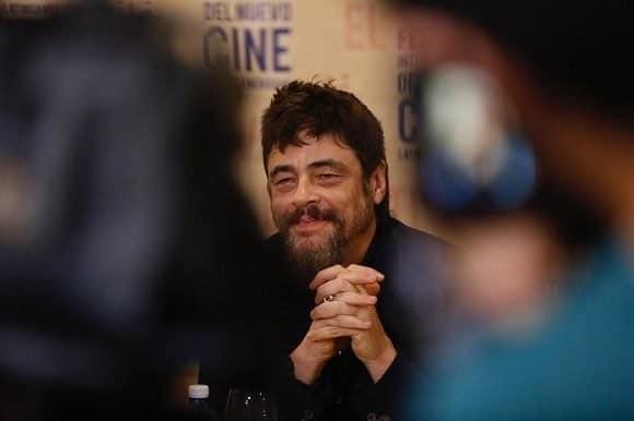"""Benicio del Toro: """"To Cuba I even go on a bike"""""""