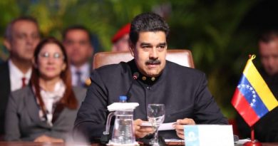 Venezuela Denounces Offensive of Spanish Newspaper El Mundo Against President Maduro