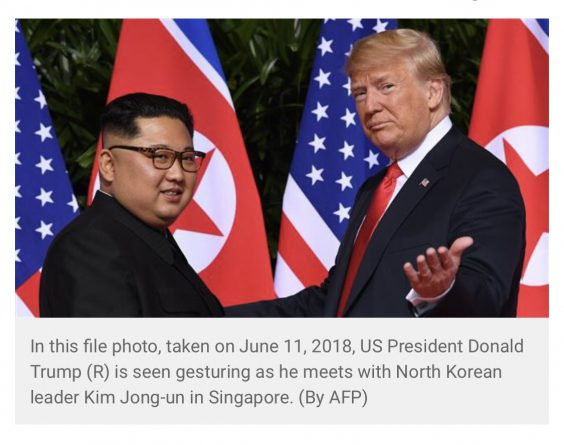 North Korea 'not to Denuclearize unless US Nuclear Threat Removed
