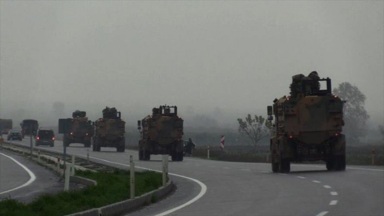 Syria Strengthens Manbiy Before Announced Turkish Military Operation