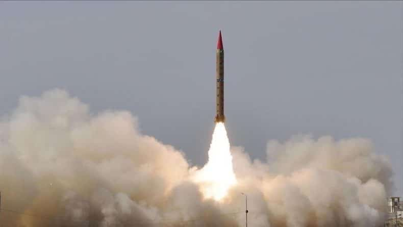 India Tests Duccessfully a Ballistic Missile with Nuclear Capability