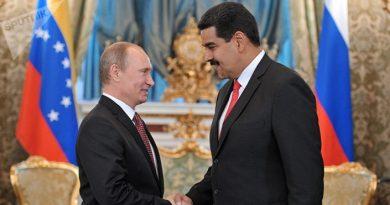 * Russia Ready to Provide Technical Economic Assistance to Venezuela