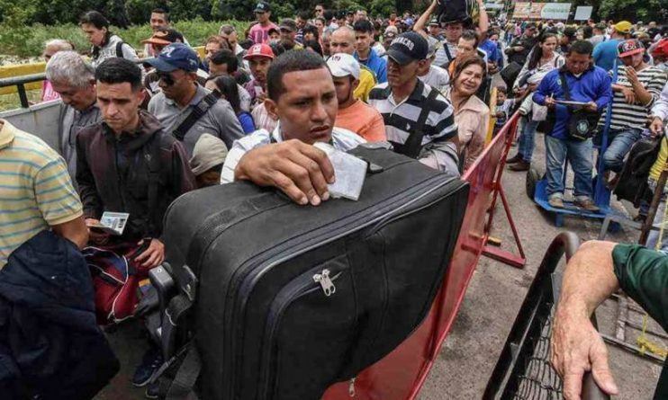 Colombia Sinks Venezuelan Immigration Into Over Exploitation and Slave Labor