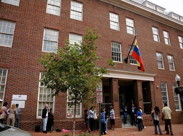 Venezuela Closes Embassy and All Consulates in US, Endorses Dialogue Call by Mexico, Uruguay