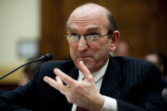 Elliott Abrams: Trump Appoints man who Backed Death Squads in Latin America to 'Oversee Democracy Efforts' in Venezuela