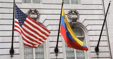 "Venezuela and the US negotiate establishing ""Interests Office"" in their countries after breaking relations"