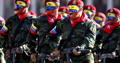 Military Commanders Pronounce Themselves in Support of Maduro and the Constitution