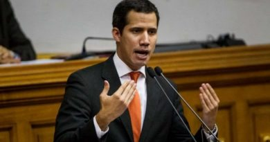 The Construction of Guaido: Narrative of the Antichavista D-Day