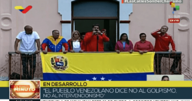 BREAKING NEWS: Maduro Breaks Diplomatic Relations with the US
