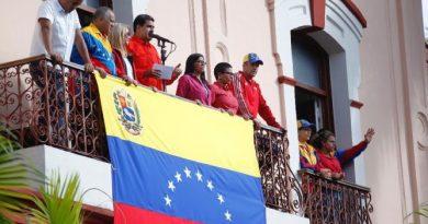 Russia, Turkey, China denounce US interference in Venezuela