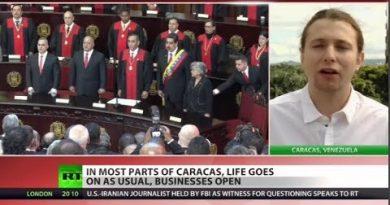 Venezuelanalysis's Lucas Koerner: US Coup in Venezuela Failing