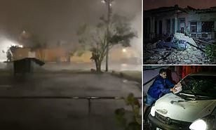 Cuba: Three People Killed and 174 Injured as Tornado Tears Through Havana (images)