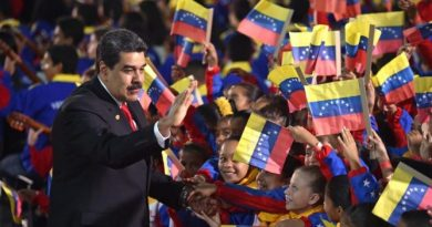 Hezbollah condemns US interference in Venezuela