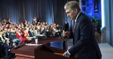 Kremlin Denies Russian Mercenaries Presence in Venezuela