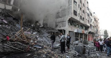 Gaza was bombed 865 times by Israel in 2018