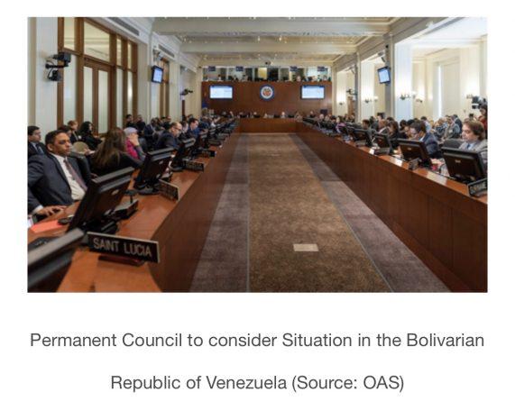 "The ""Lima Group"" Mandate to Trigger Regime Change in Venezuela"
