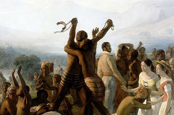 199 Years Ago in Venezuela the Abolition of Slavery was Approved