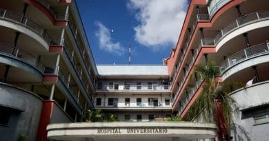 "Venezuelan Minister of Electrical Power Denounces Sabotage at the ""Hospital Clínico Universitario"""