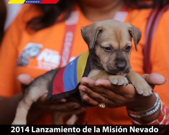 President Maduro Congratulates Mision Nevado for its Work