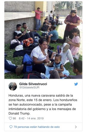 6th Massacre in Honduras As New Caravan Exits