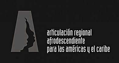 Afro-Descendant Social Movement Expresses its Support to Venezuela