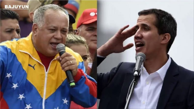 Guaido Admits he met with Government Before Self-Proclamation (Diosdado ad Bernal)