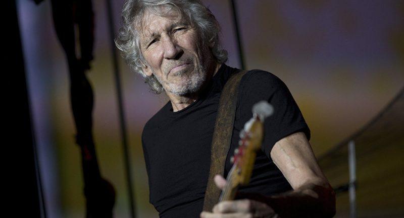 'Don't Invade': Pink Floyd's Waters Denounces Trump, Sanders Over Venezuela