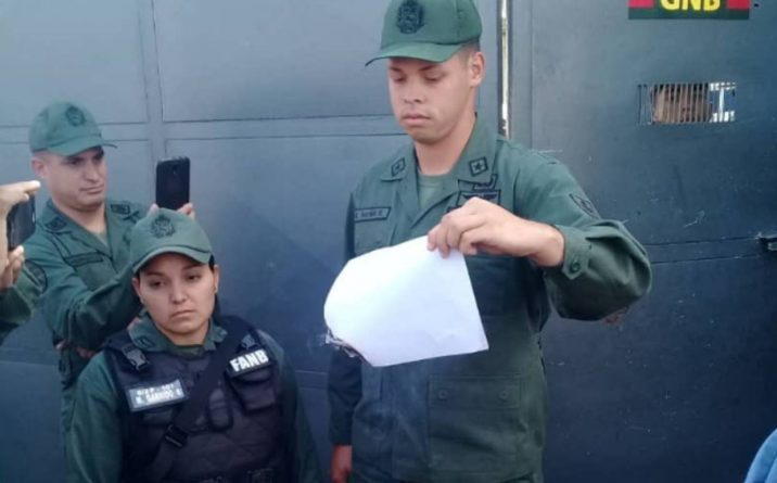 Amnesty Law: Criminalizing Chavismo and Promoting the Coup