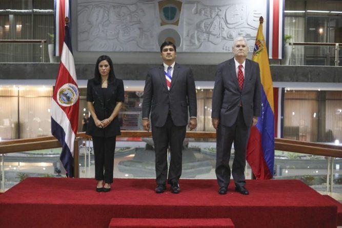 Costa Rica Expelled Venezuelan Diplomats
